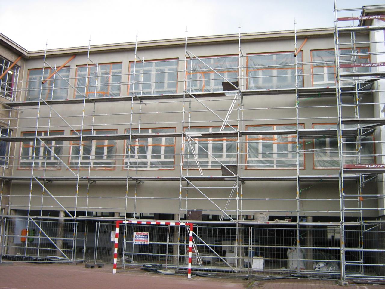 Façade  - Rénovation
