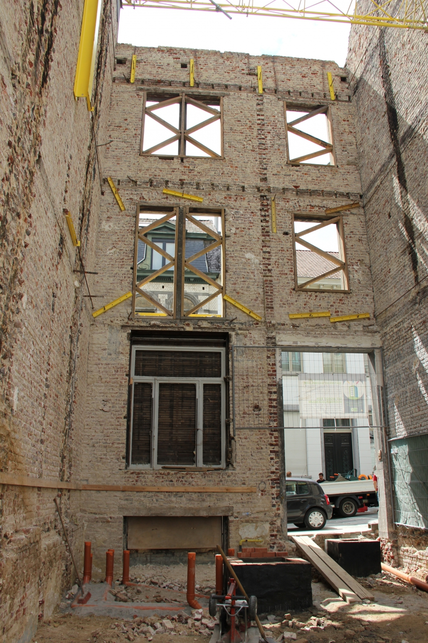 Facade preservation – stability