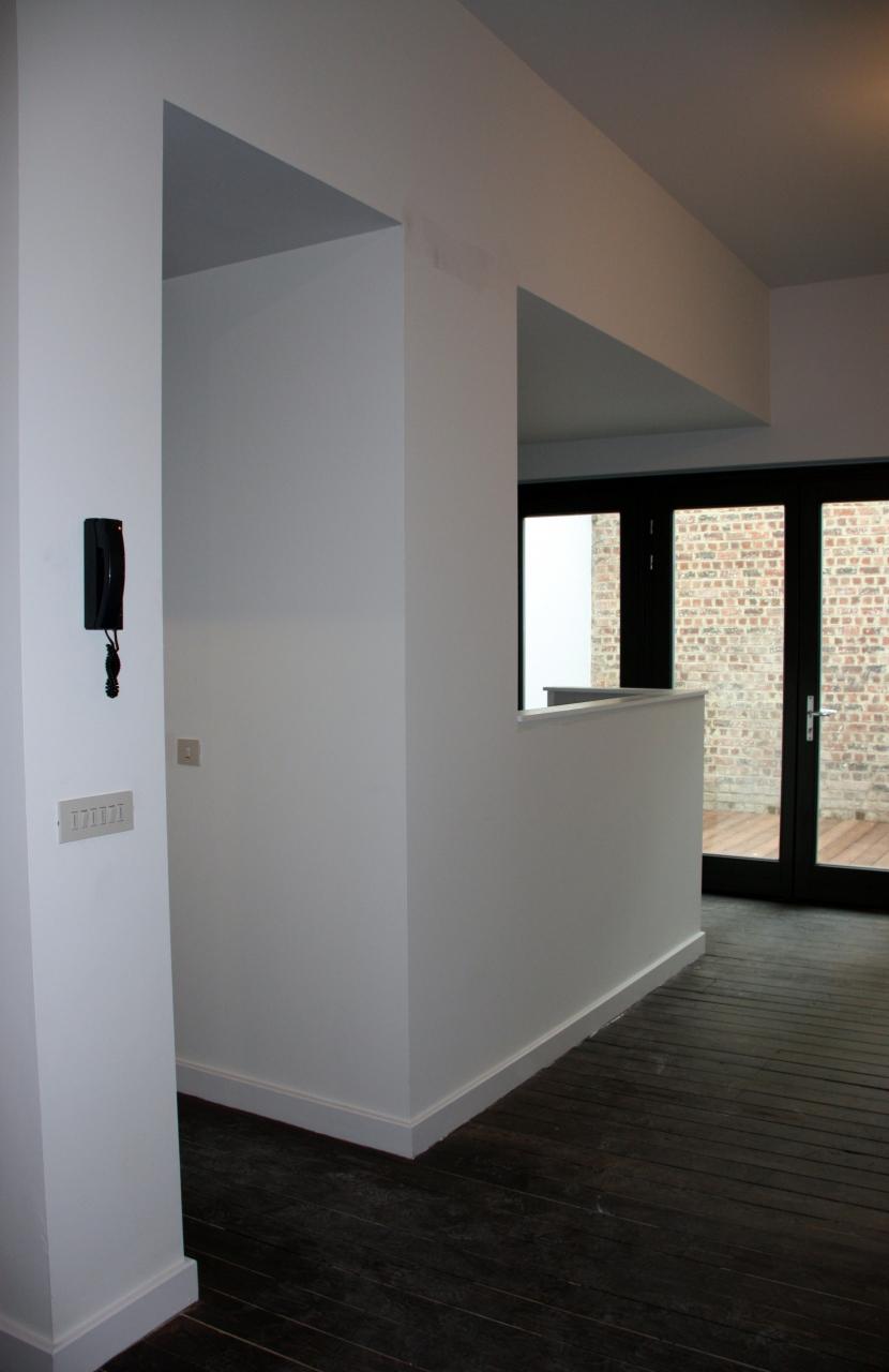 Rénovation d'un immeuble de logement