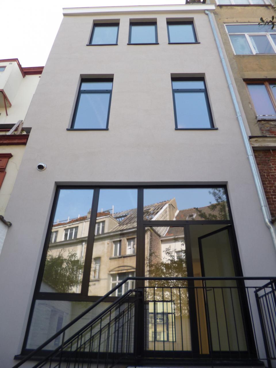 Rénovation d'une maison d'habitation